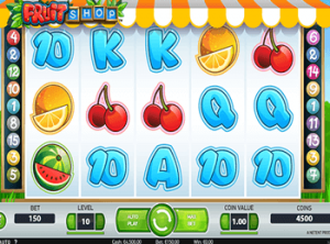 Fruit Shop в casino Maxbet