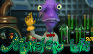 Играть с зеркалом в автомат Monster Lab