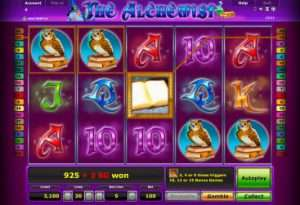 The Alchemist на зеркале maxbet