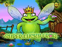 Удачливая Лягушка в онлайн-казино Maxbetslots